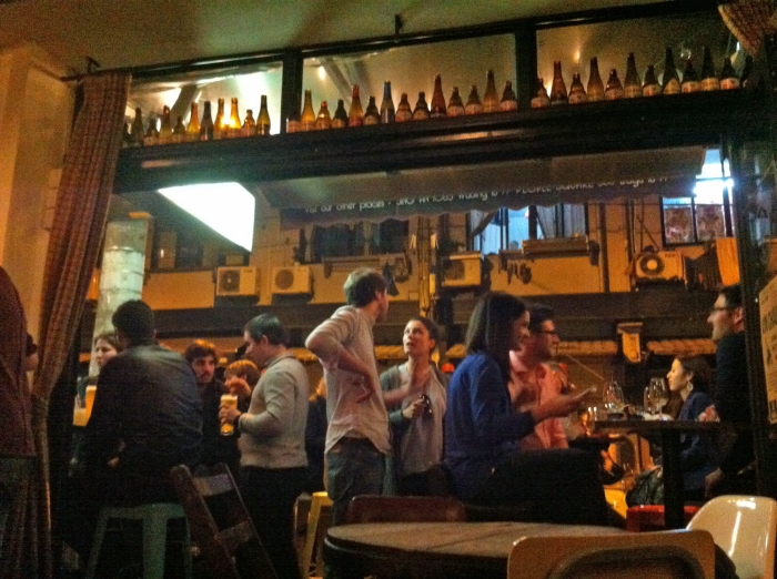 European Bar in the Former French Concession
